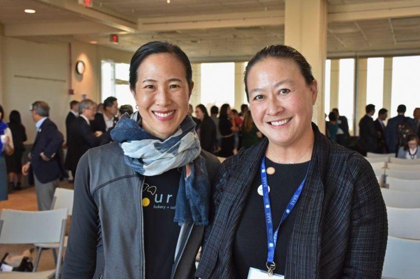 Joanne Chang and Jennifer Tseng